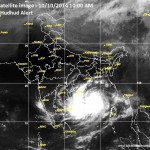 Cyclone Hudhud Update