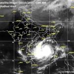 Cyclone Hudhud Update