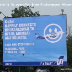 GoAir Starts Operation from ‪Bhubaneswar Airport