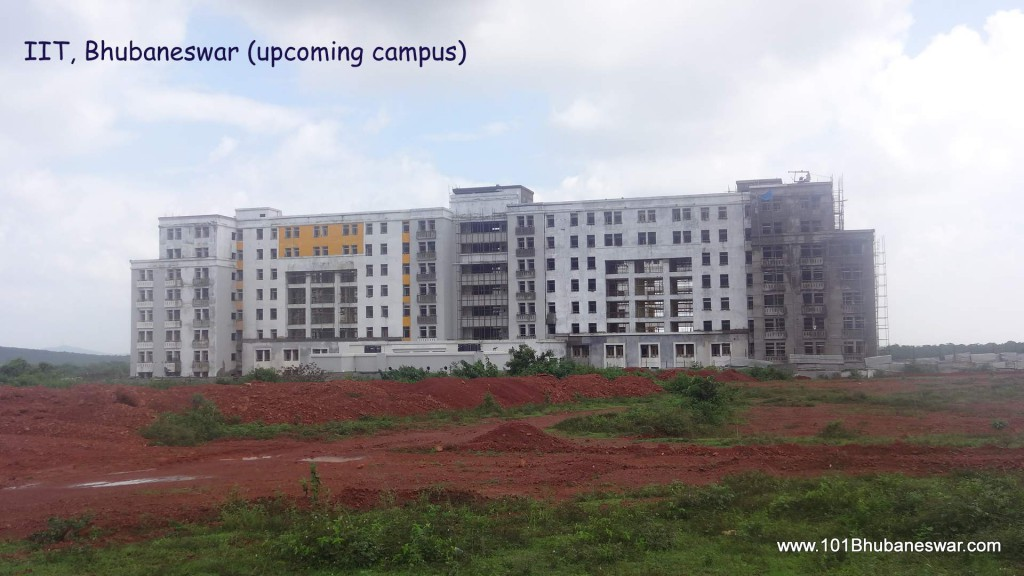 IIT, Bhubaneswar. New Campus.