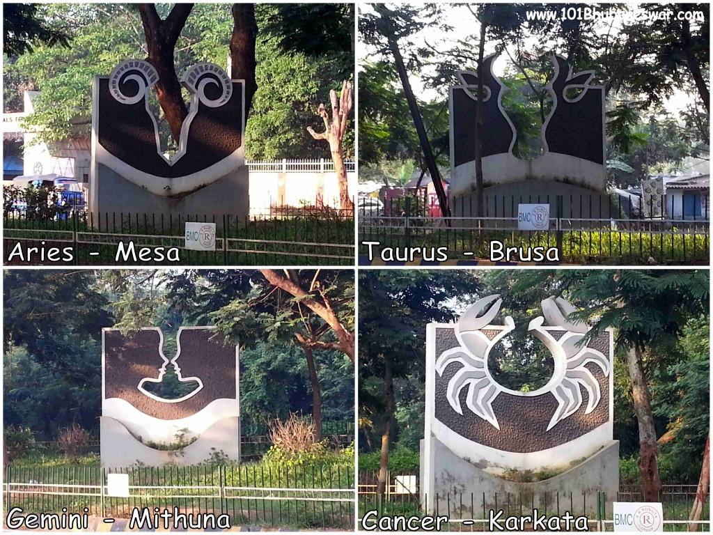 Mesa, Brusa, Mithuna, Karkata