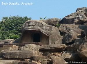 Bagha Gumpha, Udayagiri