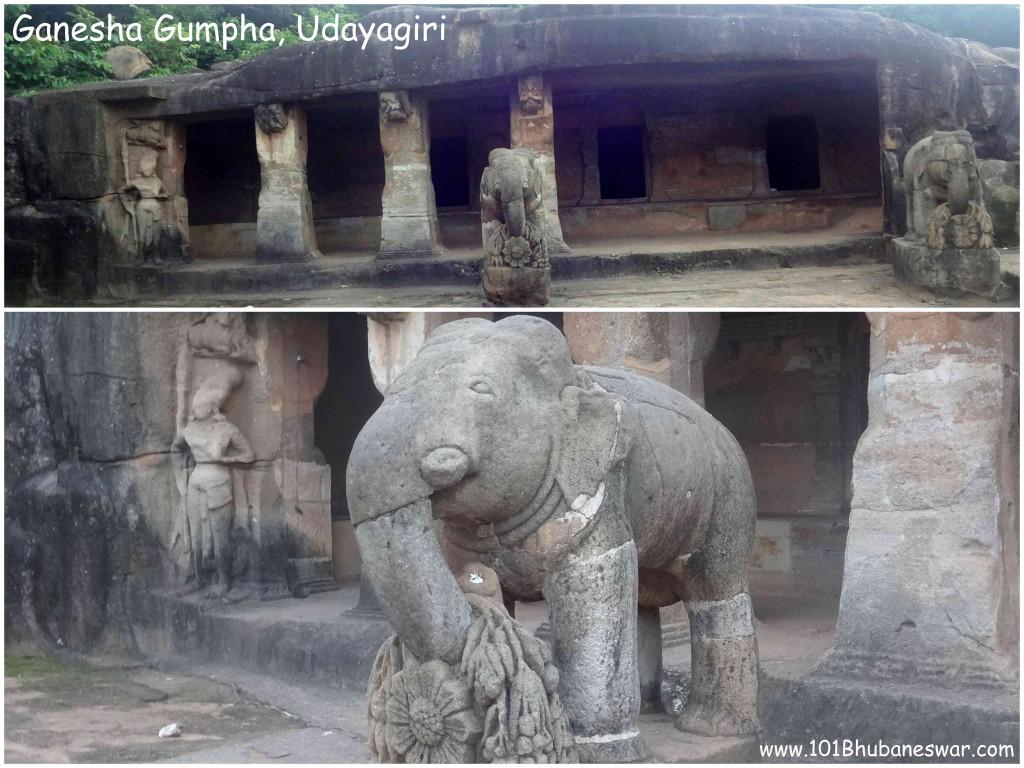Ganesh Gumpha, Udayagiri