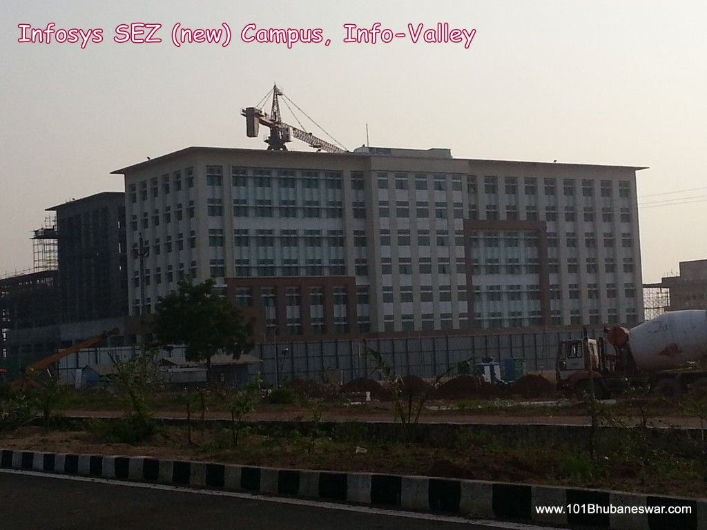 Infosys SEZ, Info-valley