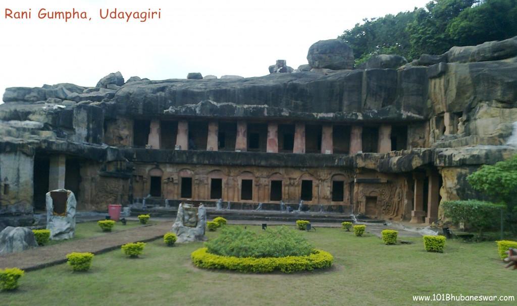 Rani Gumpha, Udayagiri