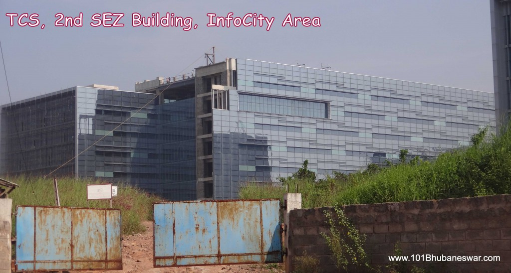 TCS Bhubaneswar, New Building