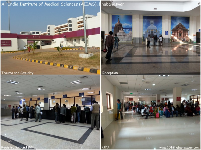 Hospital Facilities, AIIMS, Bhubaneswar