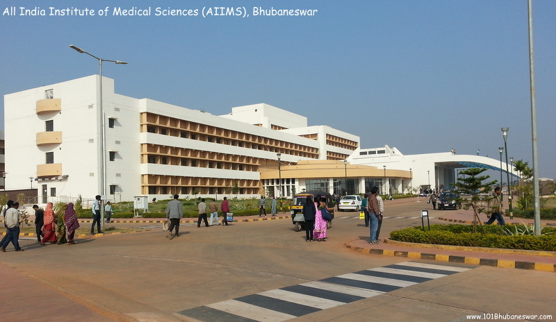 All India Institute of Medical Sciences (AIIMS), Bhubaneswar
