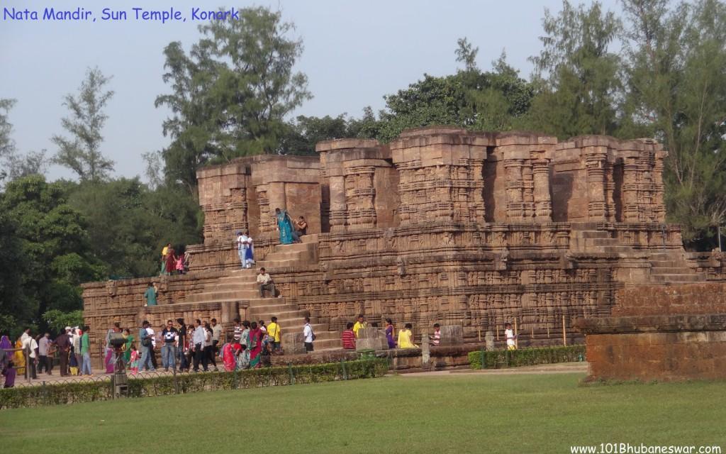 Nata Mandir, Sun Temple