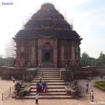 #005 – Visit Sun Temple at Konark