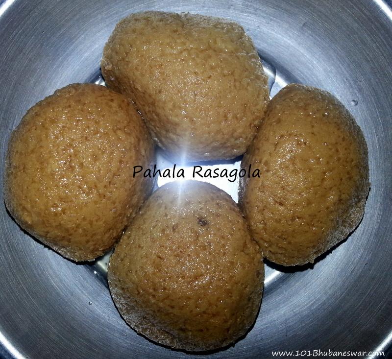 Pahala Rasagola