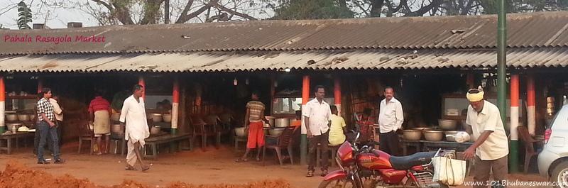 Pahala Rasagola Market