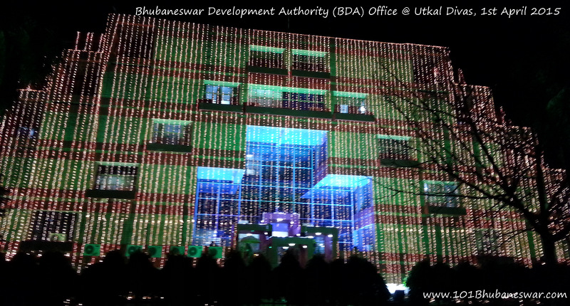 Bhubaneswar Development Authority (BDA), Bhubaneswar, Utkala Dibasa 2015