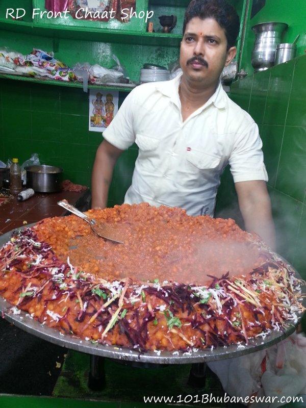 Chaat Shop, Ramadevi Front, Saheed Nagar