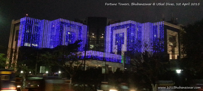 Fortune Towers, Bhubaneswar