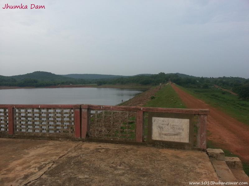 Jumuka Dam