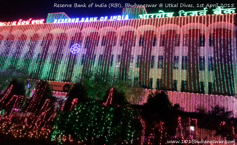 Reserve Bank of India (RBI), Bhubaneswar