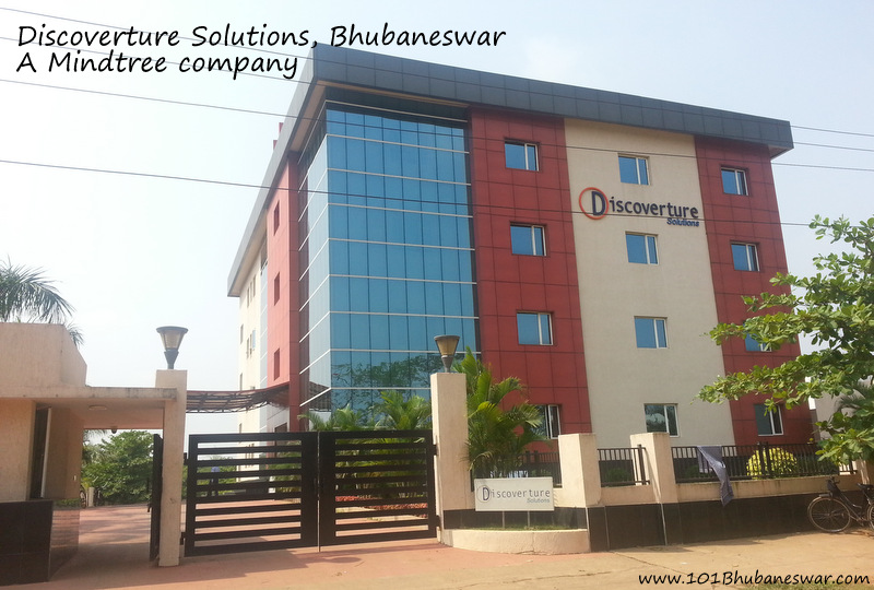 Discoverture Solutions, A Mindtree Company, Bhubaneswar