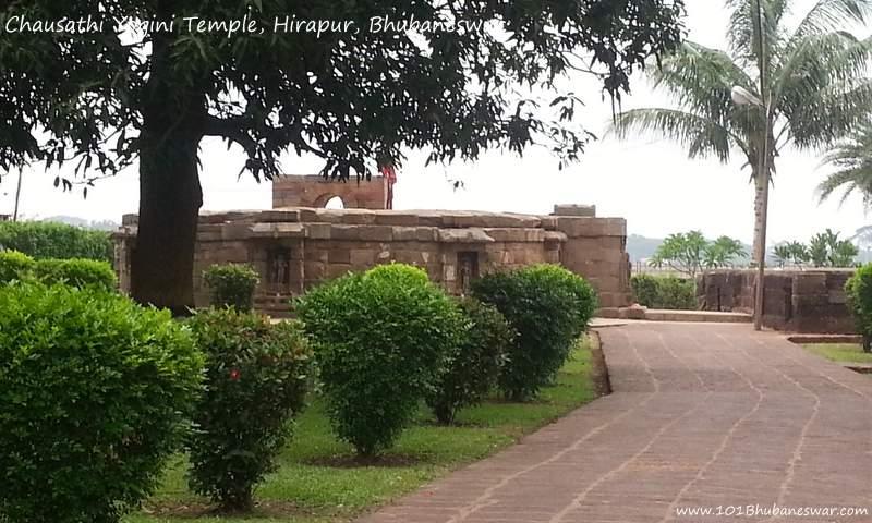 Chausathi Yogini Temple, Hirapur, Bhubaneswar