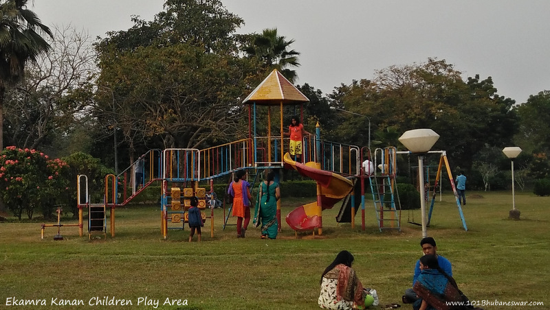 Ekamra Kanan Children Play Area
