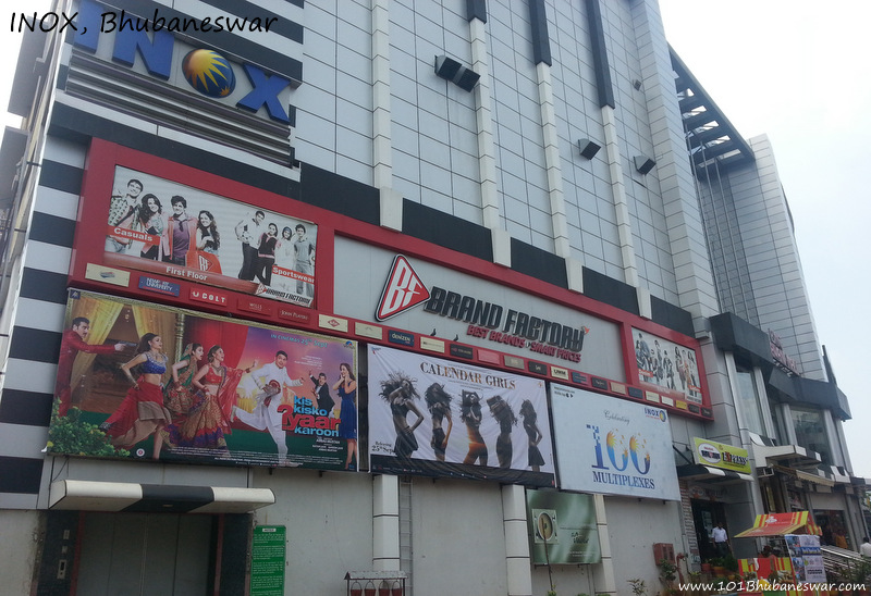 INOX Multiplex, Movie Theaters in Bhubaneswar