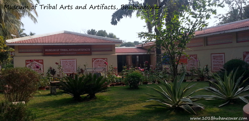 Tribal Museum, The Museum of Tribal Arts and Artifacts, Bhubaneswar